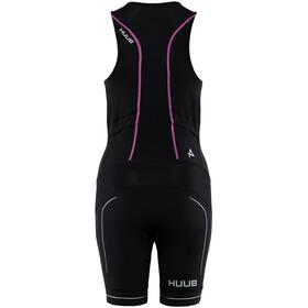 HUUB Aura Strój triathlonowy Kobiety, czarny